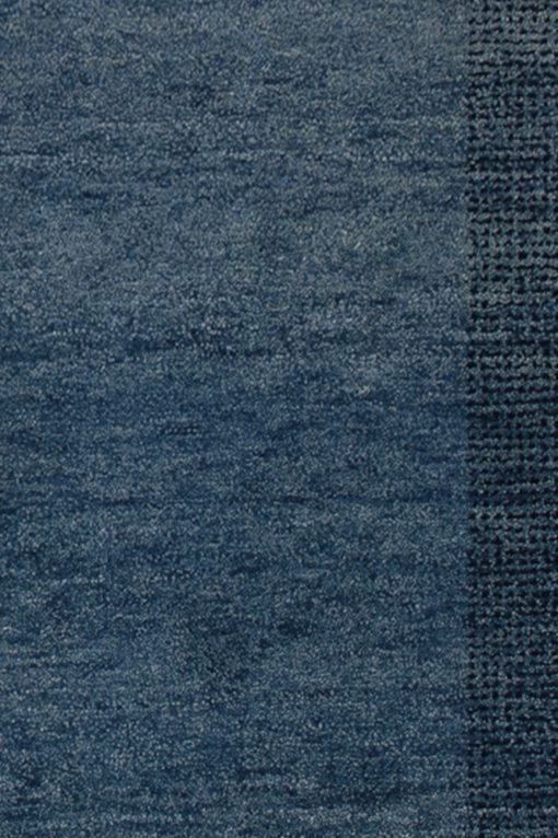 Blue India Gabbeh detail | Brokking Vloerkledenspecialist