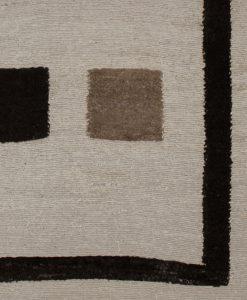 Zollan Blocks vloerkleed detail | Vloerkledenspecialist