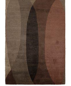 Nepal ovel design vloerkleed | Brokking Vloerkledenspecialist
