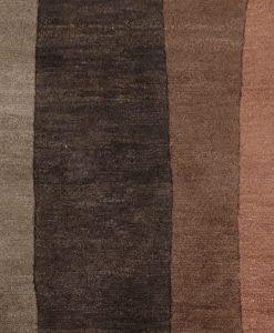 Nepal ovel design vloerkleed detail | Brokking Vloerkledenspecialist