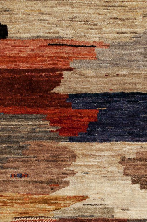 Detail van het Painting Art vloerkleed | Brokking Vloerkledenspecialist