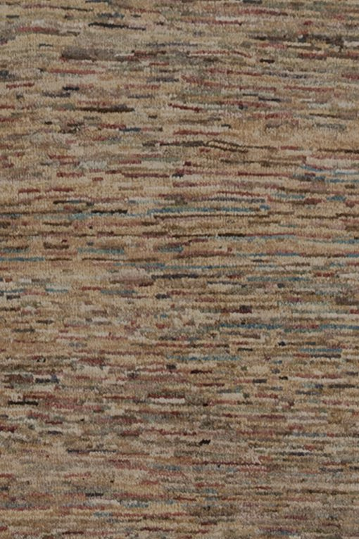 Stripes Pakistan vloerkleed detail | Brokking Vloerkledenspecialist