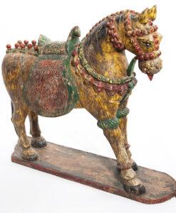 Antiek hobbelpaard India accessoire Brokking Vloerkledenspecialist.nl IJsselstein (118)