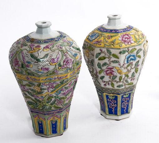Chinees porseleinen vazen accessoire Brokking Vloerkledenspecialist.nl IJsselstein (128)