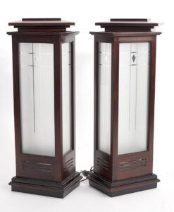 Art Deco lamp (set) accessoire Brokking Vloerkledenspecialist.nl IJsselstein (16)