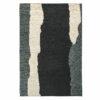 Clair Obscur Zwart Wit Vloerkleed Toulemonde Bochart