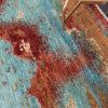 Detailfoto Afghan Desert Vulcano vloerkleed