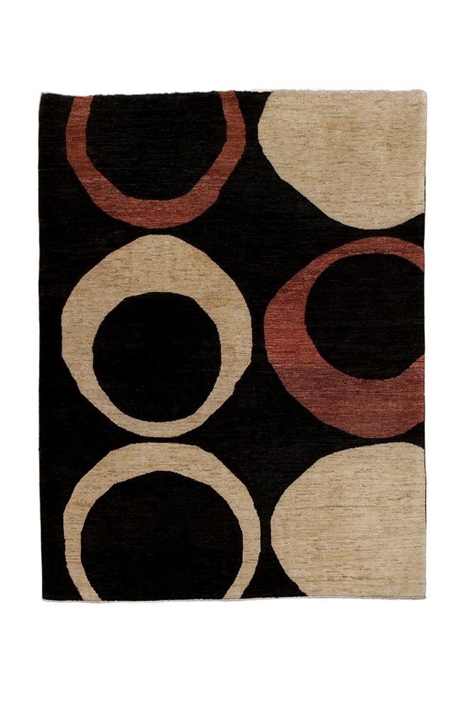 Ziegler circle design vloerkleed