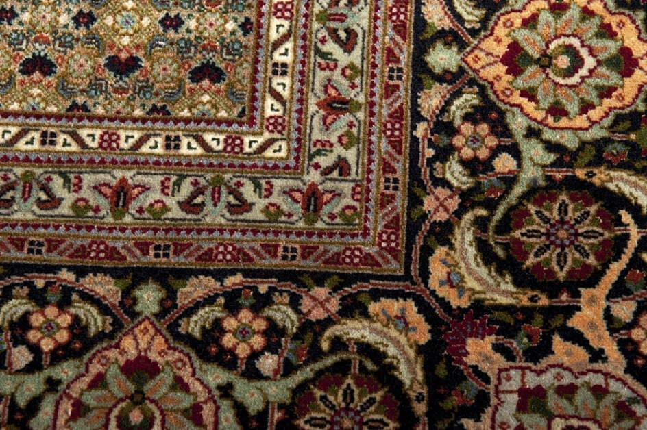 Tabriz Iran detail - Brokking Vloerkledenspecialist