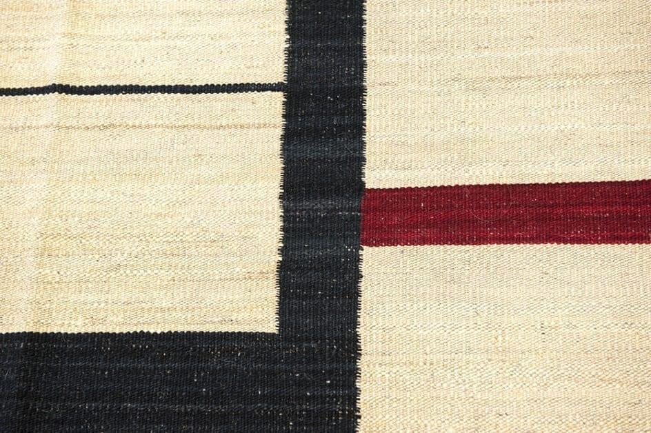Afghan Abstract Kelim vloerkleed Brokking Vloerkledenspecialist.nl IJsselstein (13)