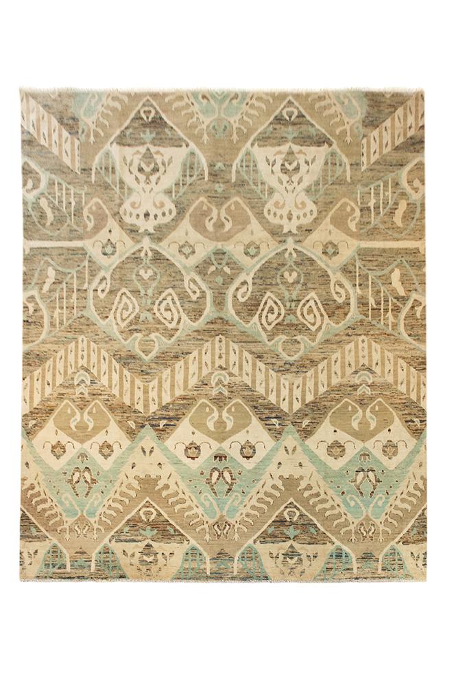 """Afghan Art Deco """"Inca"""" collectie vloerkleed Brokking Vloerkledenspecialist.nl IJsselstein (18)"""
