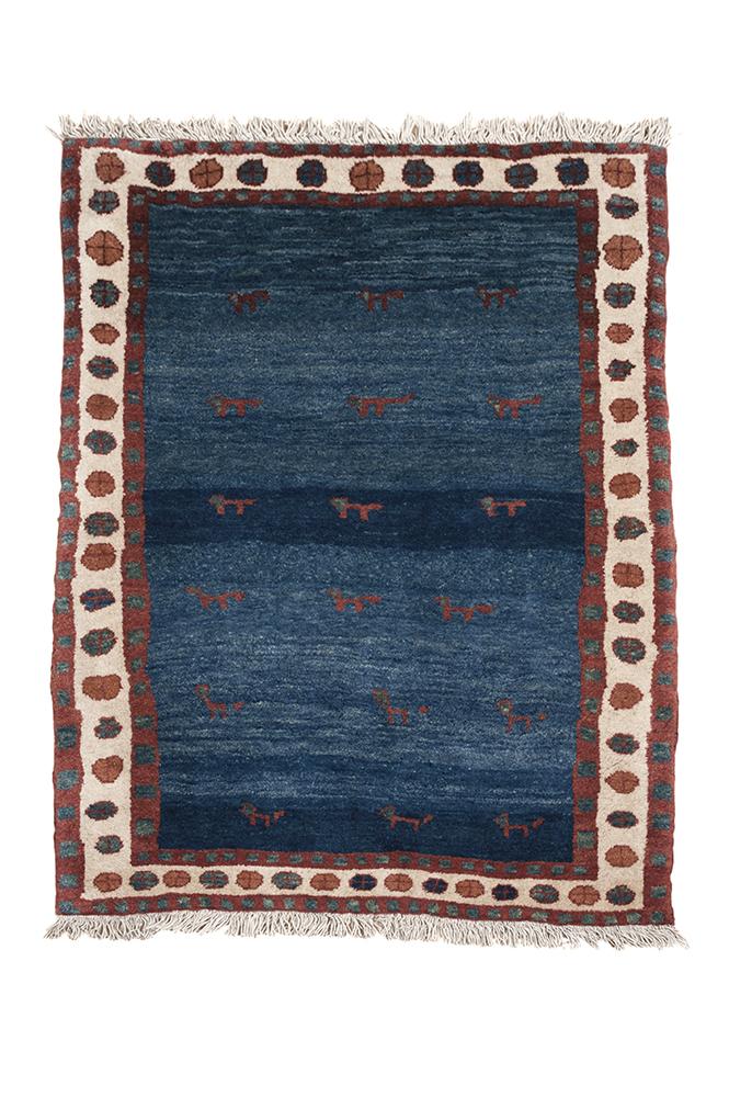 Perzisch Gabbeh vloerkleed