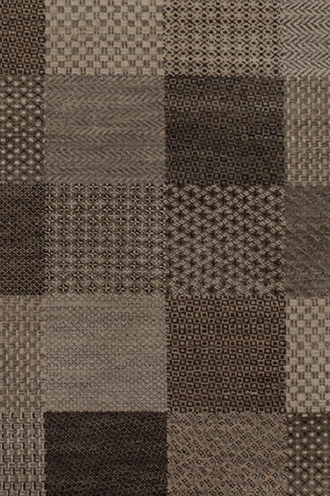Shalimar Blocks vloerkleed detail - Brokking Vloerkledenspecialist