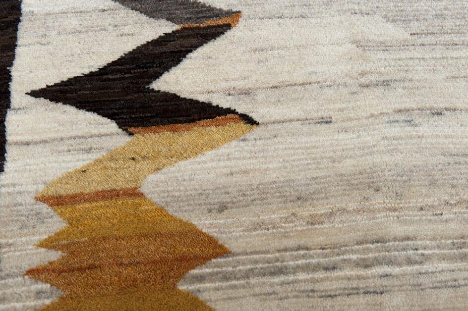 Modern Nomad Perzisch tapijt Brokking Vloerkledenspecialist.nl IJsselstein