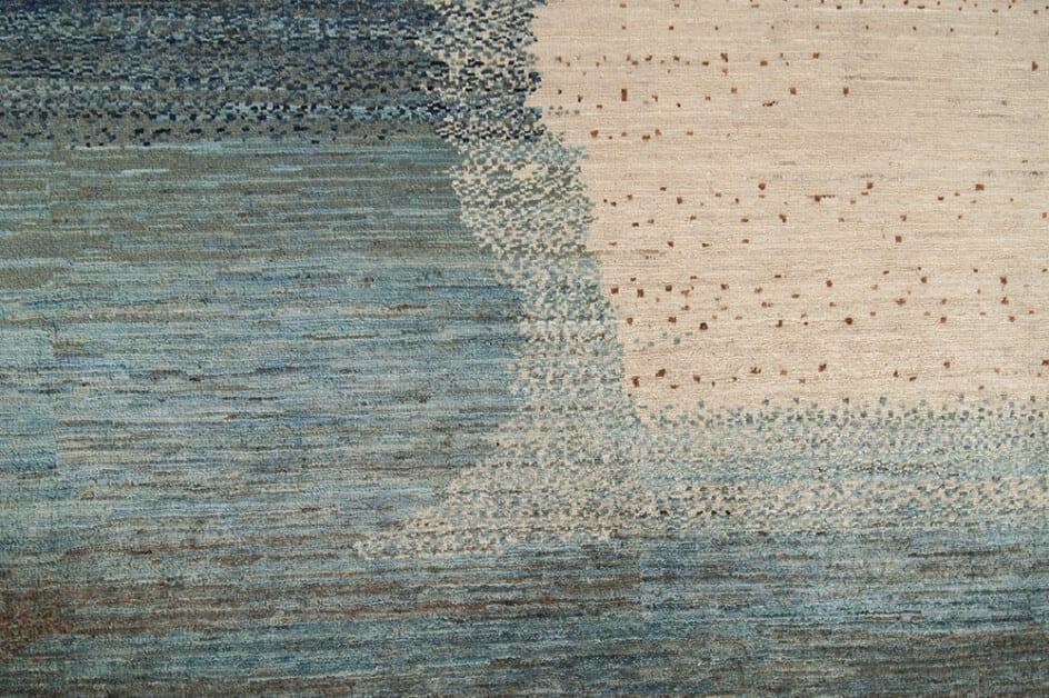 Ocean Flag Ziegler detail1 - Brokking Vloerkledenspecialist.nl